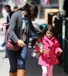 Katie & Suri Stop By A Nail Salon