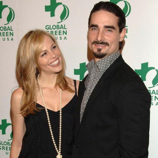 Kevin Richardson & Wife Kristen Expecting Baby No. 2