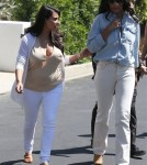 Kim Kardashian Helping A Friend Look For A House