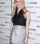 Kristin Promotes New Shoe Line In Las Vegas