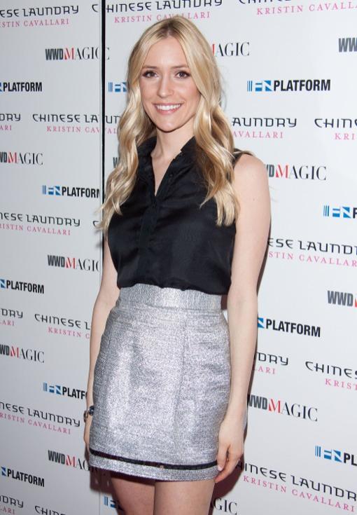 Kristin Cavallari: All of Camden's Designer Clothes Have Been Presents