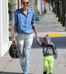 Miranda Kerr Takes Flynn To ROMP