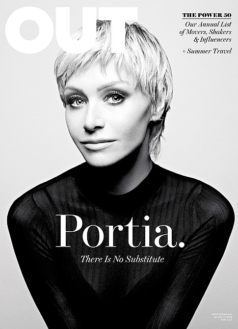 Portia De Rossi: It's Just Going to Be Me and Ellen and No Babies