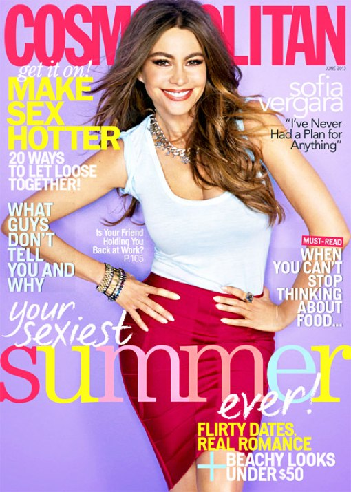 Sofia Vergara:  I Will Use a Surrogate When Having Another Baby