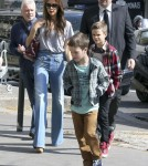 Baby Harper Steals the Show on Family Outing in Paris