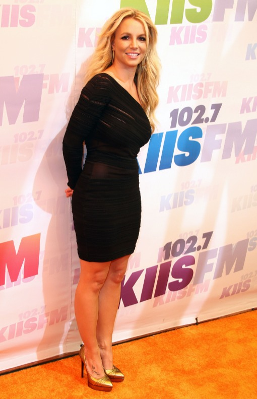 Britney Spears at The 102.7 KIIS FM's Wango Tango 2013 in LA