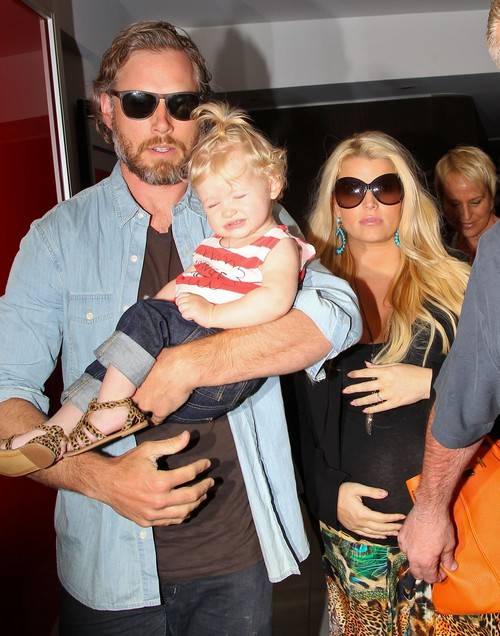 Jessica Simpson Will Get Married This Year After her 2nd Baby's Born – Really!