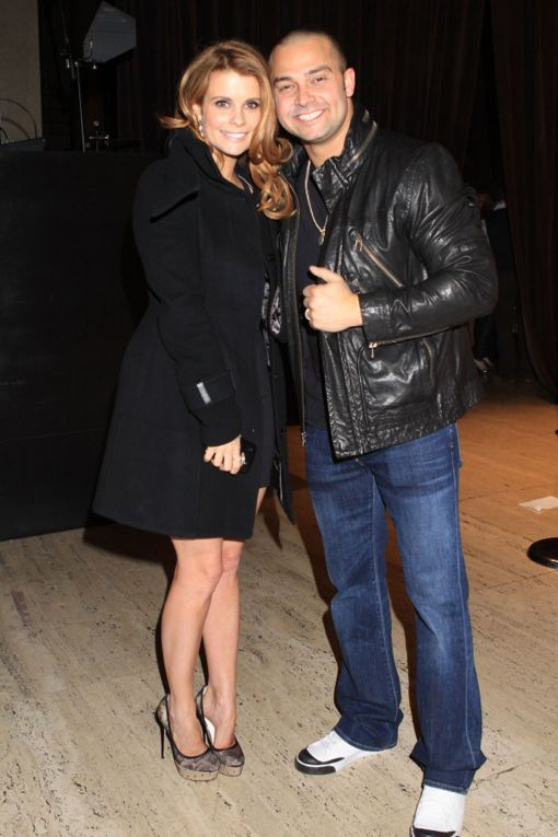 JoAnna Garcia and Nick Swisher Welcome Baby Girl