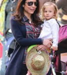 Bethenny Frankel Picks Up Bryn From School