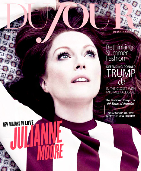 Julianne Moore: Motherhood Questions Are Sexist