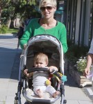 India Rose Has Girls Day Out with Mom Elsa Pataky and Grandma