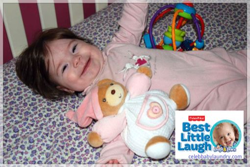 Contest: Best Little Laugh With Fisher-Price