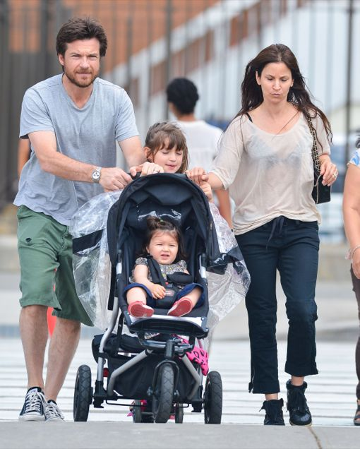 Jason Bateman: Family River Stroll