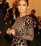 "Jennifer Lopez at ""PUNK: Chaos To Couture"" Costume Institute Gala"