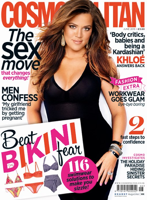 Khloe Kardashian: I'll Have to Take Hormones To Have a Baby""