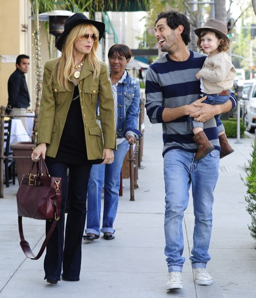 Rachel Zoe Enjoys Spring Lunch Date With Her Tot