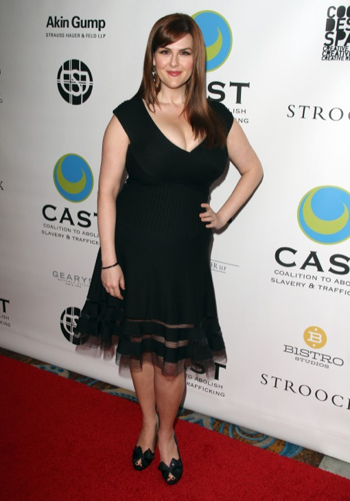 """Sara Rue: """"Motherhood Is The Greatest Thing I've Ever Done In My Life"""""""