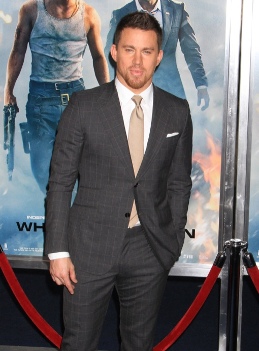 """White House Down"" New York Premiere"