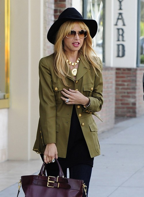 Rachel Zoe Is Pregnant With Her Second Child