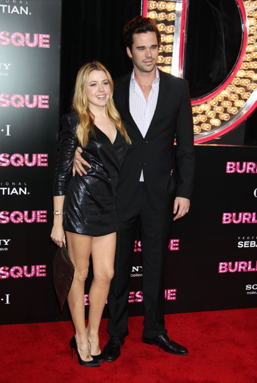 """Burlesque"" Los Angeles Premiere - Arrivals"