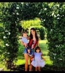 Alessandra Ambrosio Family Road Trip