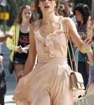 Alessandra Ambrosio Takes Anja To The LA Film Festival