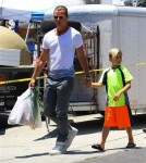 Gavin Rossdale Spends Father's Day With His Boys
