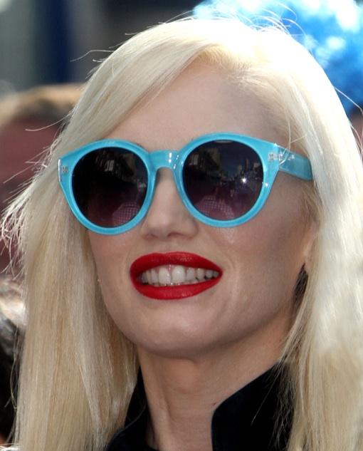 Gwen Stefani & Family Attend Monster University World Premiere