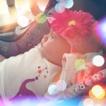 Holly Madison Shows Off Her Newly 3-Month-Old Daughter
