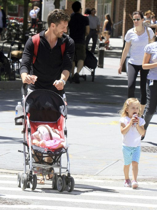 Jason Hoppy & Bryn: Ice Cream Strollers