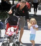Daddy Daughter Day for Jason Hoppy and Bryn