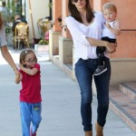 Jennifer Garner: Haircut Mommy Duties