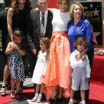Jennifer Lopez's Biggest Fans Watch Her Get a Star on the Hollywood Walk Of Fame