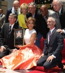 Jennifer Lopez Honored On The Hollywood Walk Of Fame