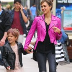 Jessica Alba: Honor is My Mini Me