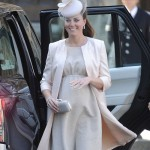 Kate Middleton & The Royal Family Attend Westminster Abbey to Mark 60 years Since The Queen's Coronation