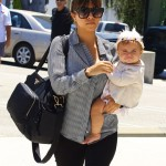 Kourtney Kardashian Bonds With Her Little Princess