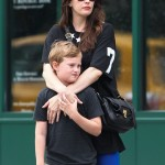 Liv Tyler: Tuesday Big Apple Stroll With Milo