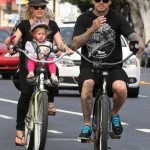 Pink: Venice Beach Family Day