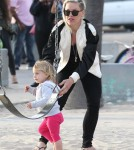 Pink & Family Enjoying The Day In Venice Beach