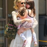 Sarah Michelle Gellar Consoles Daughter After a Rough Day at Ballet