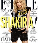 Shakira Covers Elle July 2013