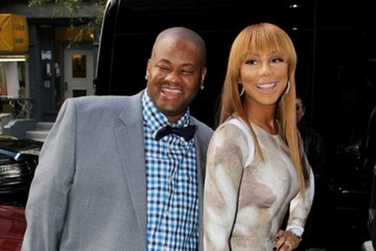 Tamar Braxton And Vince Herbert Had A Boy