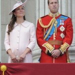 Kate Middleton & The Royal Family Celebrate The Queen's Birthday