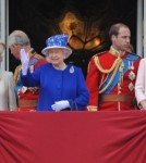 Royal Family Attends Trooping The Colour Ceremony