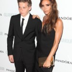 Victoria Beckham Brings Brooklyn As her Date to the Glamour Women of the Year Awards