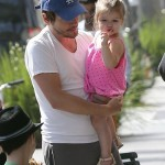 "Harper Beckham Steals Suri Cruise's Title of ""Best Dressed Kid"""