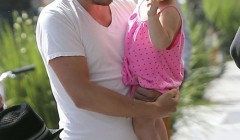 The Beckham Kids Hang With Ken Paves Before Skate Park Visit