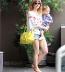 Selma Blair Shows Off Her Lighter Hair Color