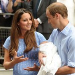 Kate Middleton & Prince William Will Raise Their Son, George Like Princess Diana Raised William